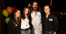 Thumbnail image for Jesus Spotted At Local Jewish Singles Event