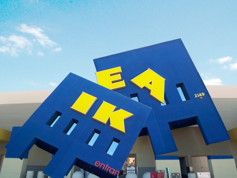 Ikea Store Falls Apart Experts Blame Cheap Parts Confusing