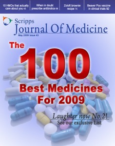 Scripps Journal Of Medicine