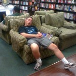 A typical Barnes and Noble customer