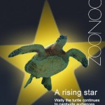 Wally featured on the cover of Zoonooz Magazine